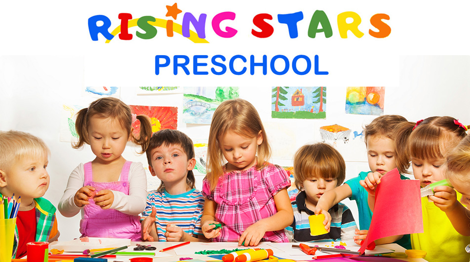 Rising Stars Preschool Kids