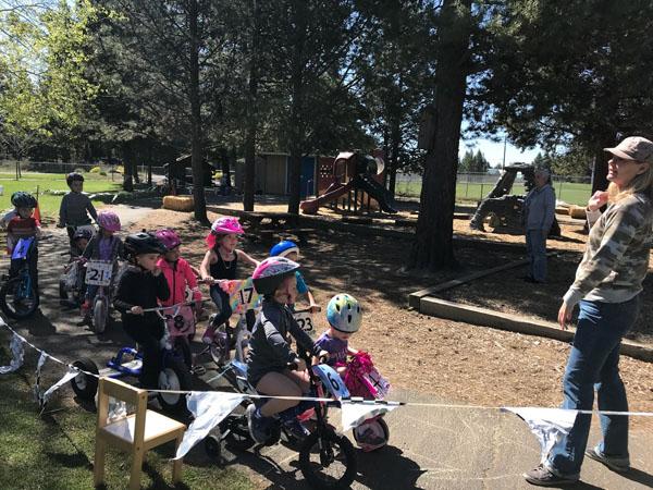 Rising Stars Preschool Trike-a-Thon 2018 2
