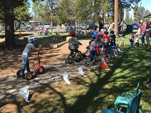 Rising Stars Preschool Trike-a-Thon 2018